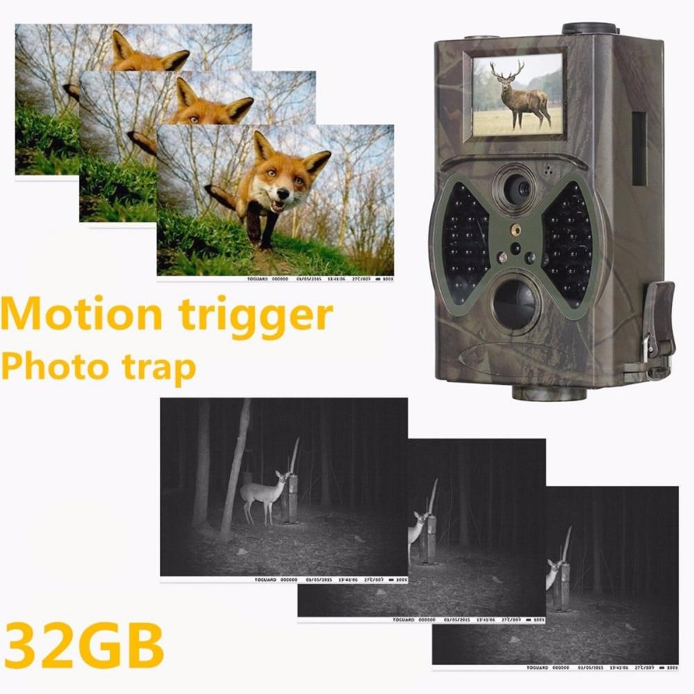 Câmeras de caça