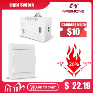 Image 5 - Light Switch Set Battery free wall switch Universal Breaker Wireless Remote Control 110V 220V Receiver for lamp electric device