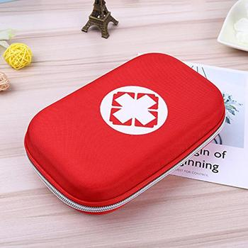First Aid Bag Home Car Travel Portable EVA Waterproof Medicine Storage Bag First Aid Pouch Box First Aid Kit For Medicines 2020 image