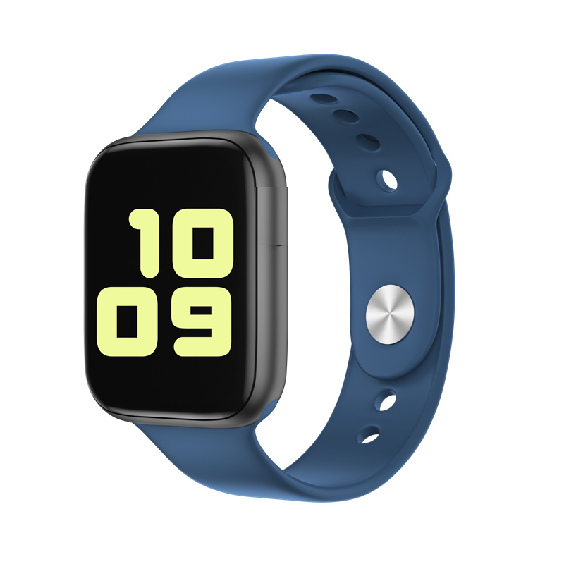 Smart Watch T5 Full Touch Screen Calling Dial Heart Rate Blood Pressure Sport Tracker Fitness Band PK <font><b>F10</b></font> IWO 8 <font><b>Smartwatch</b></font> image