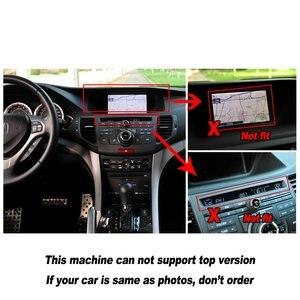 Image 4 - Radio Multimedia con GPS para coche, Radio con reproductor, navegador, navegador Navi, con Android y reproducción de vídeo, para Honda Accord 8, Europa, 2007 2012