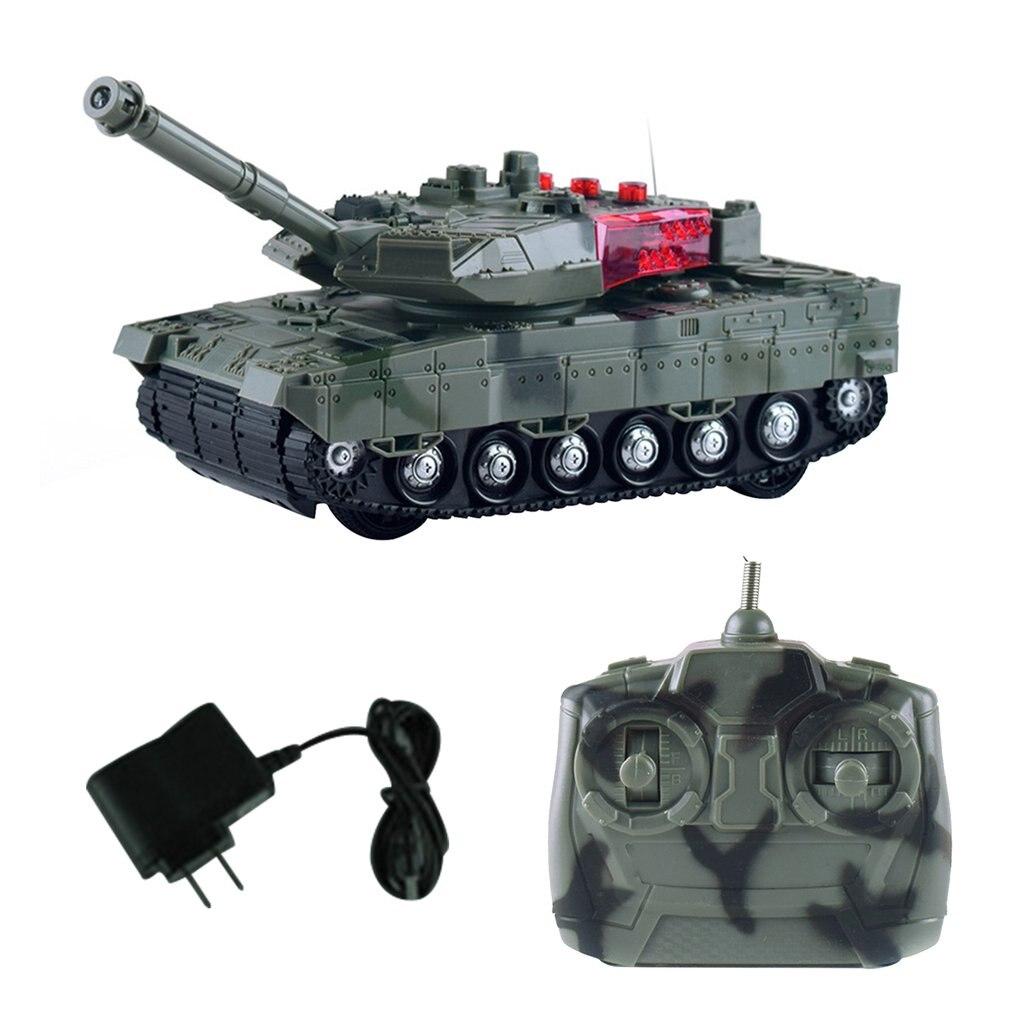 Alta simulación RC tanque eléctrico 4 canales de Control remoto tanques de batalla modelo juguetes para niños regalo de Navidad Tanque de depósito de aceite de aluminio desenfocado/tanque de aceite con filtro Universal OCC025