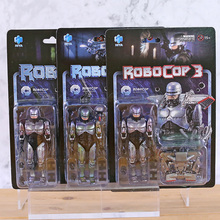 Экшн-фигурка из ПВХ серии RoboCop 1/18, Коллекционная модель, игрушки