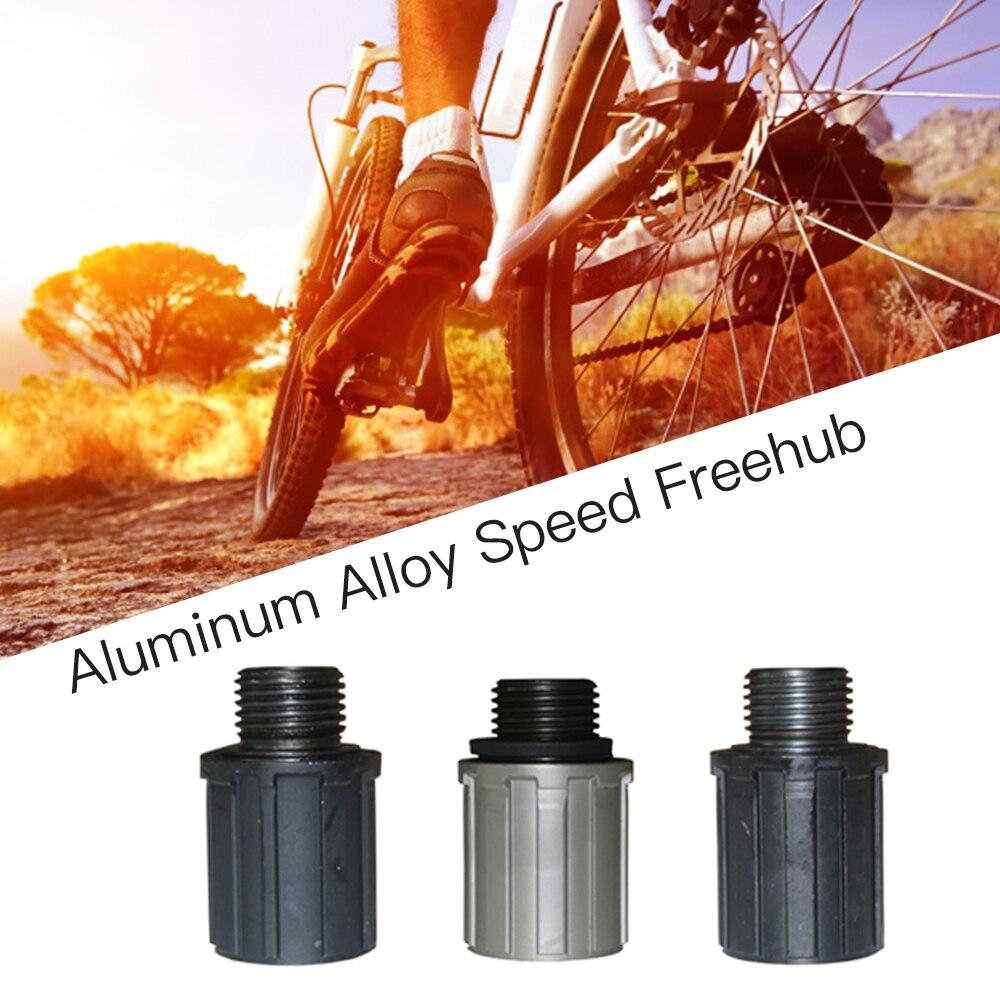 MTB Cycling Bike 8-10/11 Speed Freehub Ball Bearing Black Aluminum Alloy Body Kit Freehub for 8/9/10/11 Speed Bikes