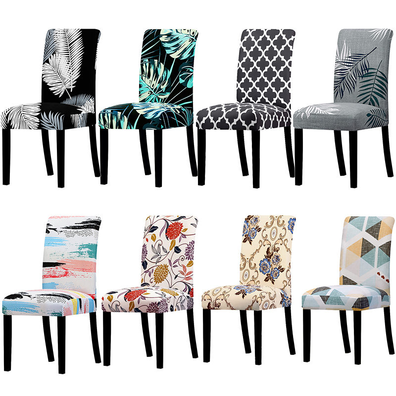 Universal Size Chair Cover Elastic Slipcovers Chair Covers Wedding Decoration House Restaurant Hotel Party Banquet
