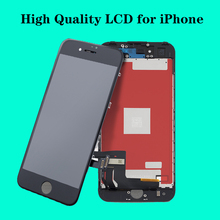 AAA+ LCD for iPhone 6 6s 7 5s lcd touch screen digitizer rep
