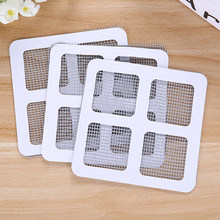 Fix Net Window Home Adhesive Anti Mosquito Fly Bug Insect Repair Screen Wall Patch Stickers Mesh Window Screen Window Net Mesh