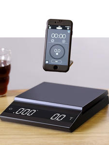 Coffee-Scale Bluetooth Felicita Timer Electronic with Digital Pour Parallel