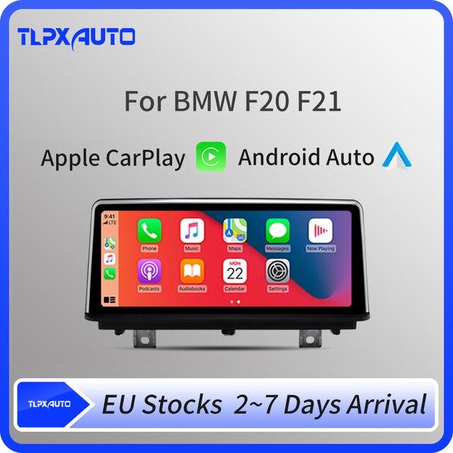 "8.8 ""Draadloze Apple Carplay Android Auto Multimedia Head Unit Voor Bmw Serie 1 2 F20 F21 2013 2017"