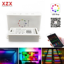 SP108E Led Strip Wifi Pixel Controller By Smart Phone APP For WS2811 WS2812B WS2
