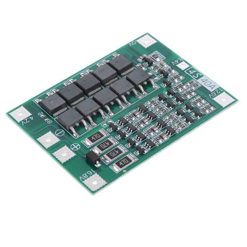 3S//4S//5S 3.7V Polymer Lithium Battery PCB BMS Charge Protection Board Balance ju