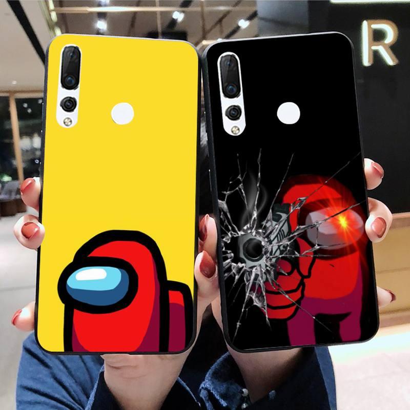У нас игры для мальчиков мобильный телефон чехол для телефона Huawei Y6P Y8S Y8P Y5II Y5 Y6 2019 P Smart Prime Pro