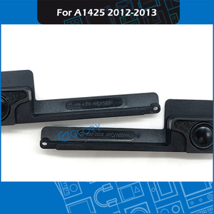 "Image 3 - Yeni A1425 hoparlör seti MacBook Pro Retina 13 ""geç 2012 erken 2013 sol sağ dahili hoparlör değiştirme EMC 2557 2672"
