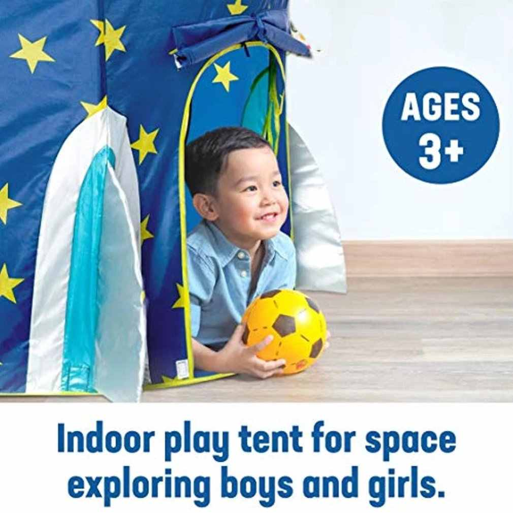Novas crianças tenda estrela espaço foguete yurt brinquedo casa oceano bola piscina paraíso bebê perfeito presente da criança