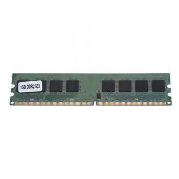 DDR2 533MHz 240Pin 1GB de RAM para AMD ordenador Datos rápidos transmisión 1,8 V apoyo Plug and Play