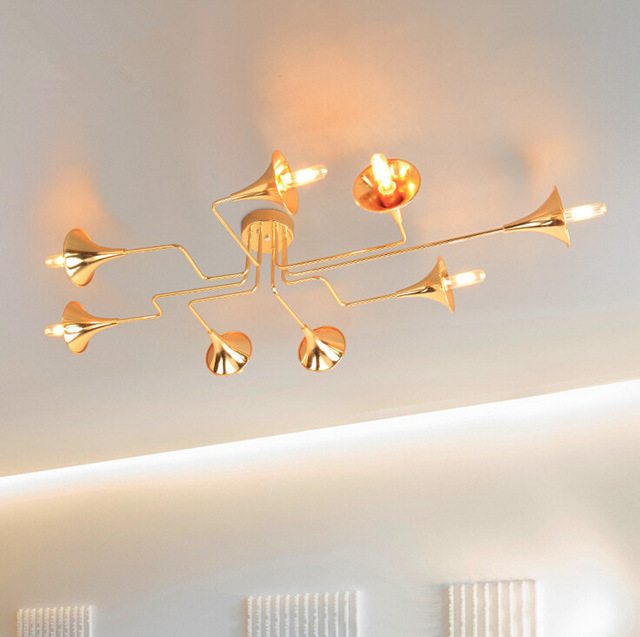 Nordic Pendant Light Clear Glass Lampshade Hanging Lamp Dining Room Cafe Bar LED Pendant Lights Suspension Luminaire