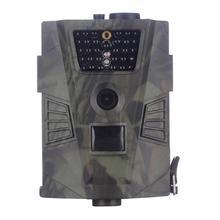 цены HT-001B HT-001Trail Camera 12MP 1080P 850nm LED Wild Hunting Cameras Night Vision Wildlife Animal Photo Traps  Hunting Camera