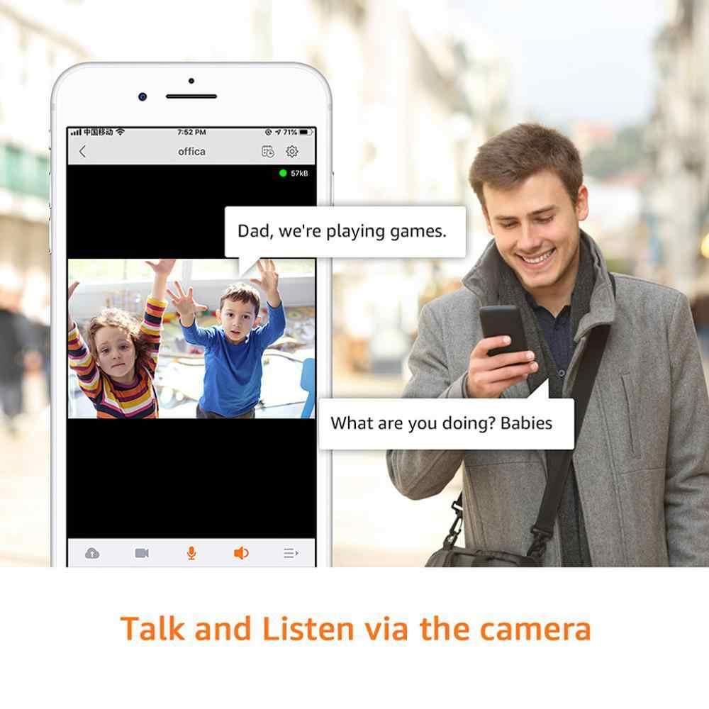 Ebitcam سحابة كاميرا IP 1080p كاميرا مراقبة داخلية واي فاي كاميرات اي بي 1080p 4MP AI واي فاي كاميرات الدوائر التلفزيونية المغلقة