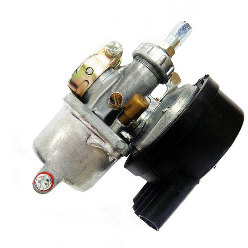 For 50cc 60cc 66cc <font><b>80cc</b></font> <font><b>Carburetor</b></font> Motorized Bike Bicycle Spare Rebuild image