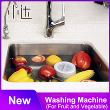Vegetable-Purifier Disinfection-Cleaner Sterilize Drug Washing-Machine Fruit Mini