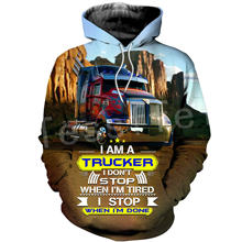 Тренировочный костюм tessвам i am trucker driver truck worker