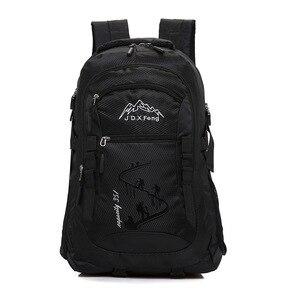 Мужской водонепроницаемый походный рюкзак, 35 л, прочный дорожный рюкзак для скалолазания, для активного отдыха, для женщин и мужчин, спортив...
