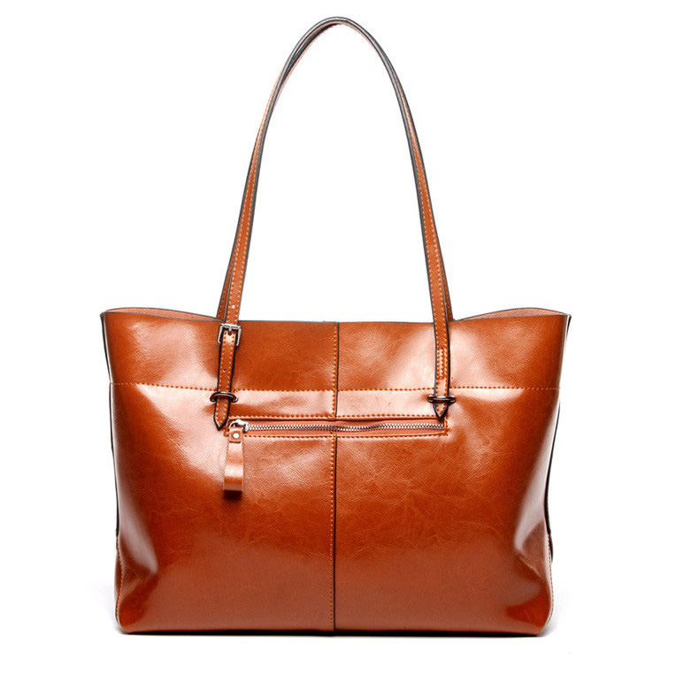 2019 Высококачественная Женская Роскошная модная сумка через плечо 100% кожаные сумки ручной работы Бесплатная доставка 32 см