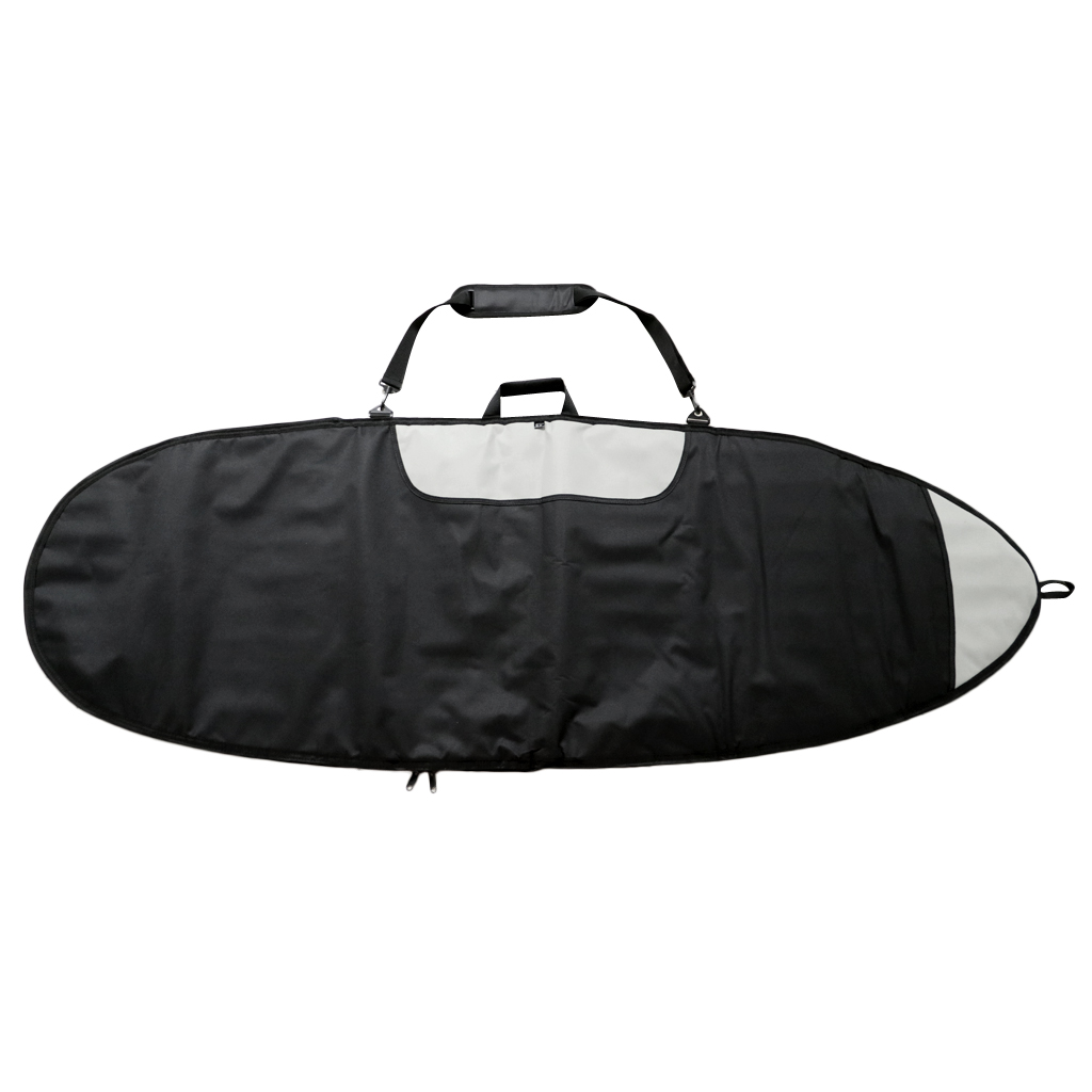 Universal Shortboard Surfboard Bag UP Board Stand Up Paddle Board Cover Bag with Zippers/Handle