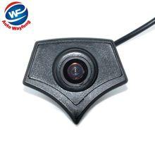 Автомобильная парковочная камера с видом спереди CCD HD Водонепроницаемая камера ночного видения для Mazda Логотип фронтальная камера Mazda 2 3 5 6 8 CX-7 CX-9