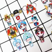 32pcs Creative cute hand  Drama character scrapbooking stickers/ Diary Album Decoration scrapbooking child stationery 5.0