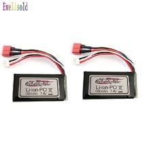 Ewellsold 1-3PCS Xinlehong Q901 Q902 Q903 1/16 2.4G RC Car