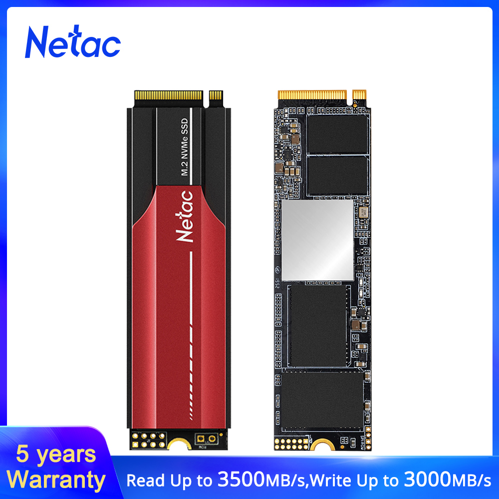 Netac M2 SSD NVMe SSD 1 ТБ 500 Гб 250 Гб жесткий диск SSD 2 ТБ твердотельный диск Внутренний твердотельный Накопитель SSD m.2 NVME PCIe 2280 для ноутбука