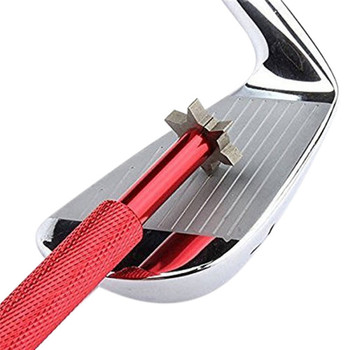 Golf Club Sharpener Alloy Golf Club Grooving Sharpening Tool Strong Wedge Alloy Wedge Golf Accessories Tools mac wedge