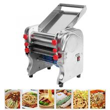 Electric Noodle Maker Stainless Steel Spaghetti Noodles Pasta Press Making Machine for Home Commercial EU 220V eh674 electric counter top pasta noodle cooker for commerical or home use