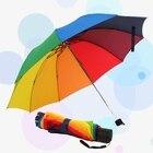 Rainbow Fold Umbrell...