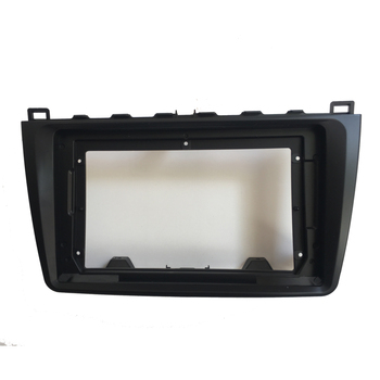 2 din Car radio Center Stereo Audio Radio DVD GPS Plate Panel Frame Fascia Replacement For Mazda 6 2009 Dash Kit image