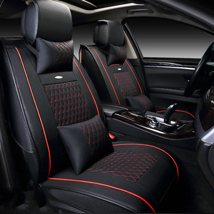 Universal Leather 5 Seat Cover
