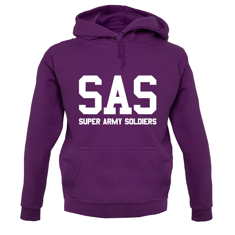 SAS سوبر جنود الجيش للجنسين هوديي-البريطانية القوات-خاص الخدمات الجوية