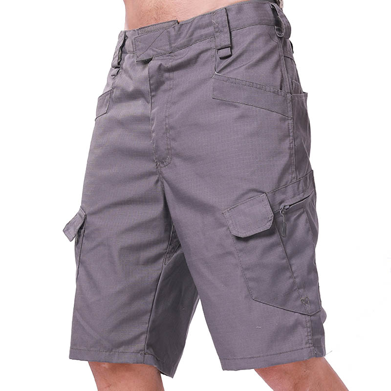 Men/'s Military Outdoor Shorts Camo Hiking Trousers Tactical Work Pocket Pants