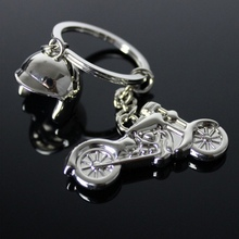 Motorcycle Metal Key Ring Classic Men Key Chain Fashion Key Chain Motorcycles Accessories #2