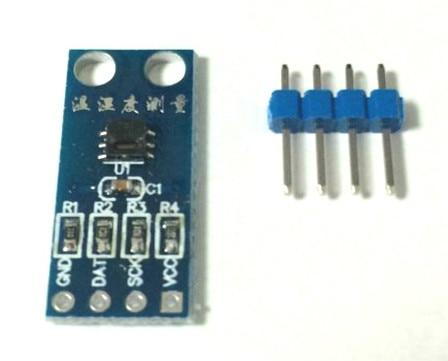 Temperature And Humidity Sensor Module Sensirion SHT20 I2C Communication