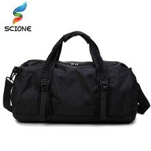 Горячая А++ спортивная сумка для спортзала, Складная Легкая спортивная сумка для путешествий, водонепроницаемая Большая вместительная спортивная сумка, мужская спортивная сумка для фитнеса