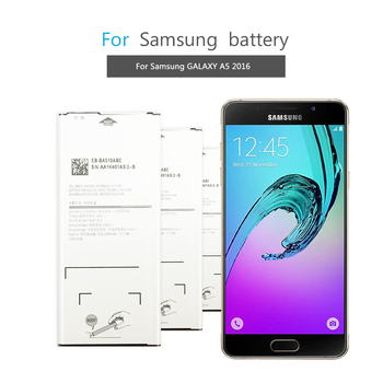 Mobile Phone Battery For Samsung Galaxy A5 2016 A510 A510F A5100 A510M A510FD A510K A510S Battery EB-BA510ABE 2900mAh защитная плёнка для samsung galaxy a5 2016 sm a510f front