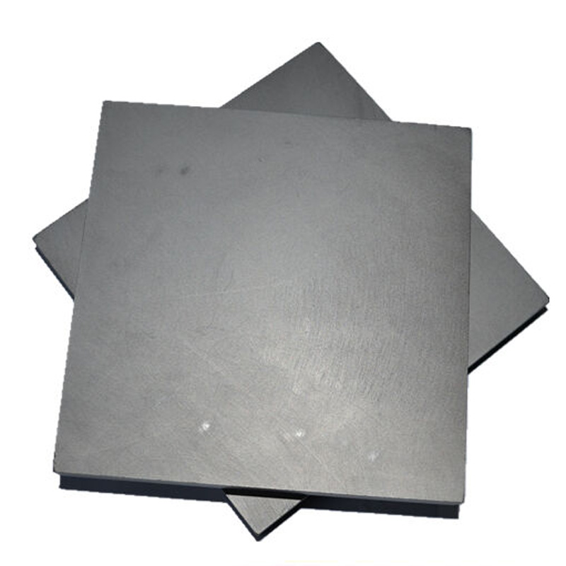 5pcs Graphite Plate Panel Sheet High Pure Carbon Graphite Electrode Plate Pyrolytic Graphite Carbon Sheet 50*40*3mm Mould DIY