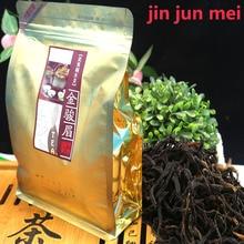 Год jinjunmei чай Органический Фуцзянь уйи Цзинь Чжун Мэй чай золотистые бутоны для бровей Junmee КИМ Чун Мэй черный чай