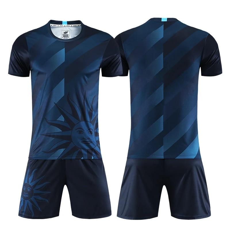 TrackSuits Soccer Jerseys Sets Forma Futbol Customization Football Uniforms For Team Club Custom Sport Jersey Football Shirts