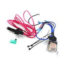 Harness Relay Kit For Car Truck Grille Mount Blast Tone Horns 2M 12V Horn Wiring Car Motorcycle Professional spare parts 12v 24v relay harness control cable for h4 hi lo hid bulbs wiring controller