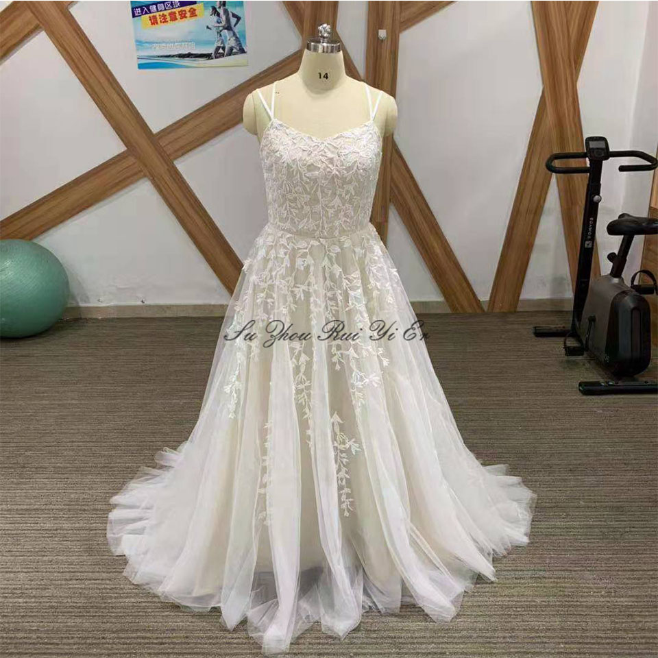 Plus Size Tulle Prom Dresses With Appliques Prom Gown Champagne Lining A-line Long Dress Formal Evening Gown Vestidos De Gala