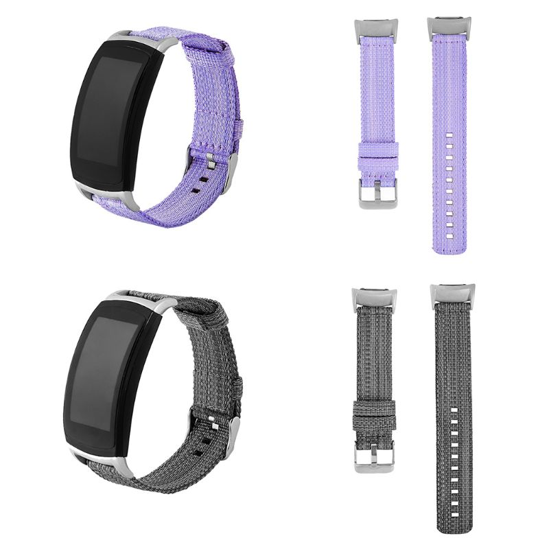 Wholesale 1PC Nylon Replacement Strap Band Sports Band for Samsung Gear Fit 2 Pro <font><b>R360</b></font> R350 R365 Smart Watch Wearable Devices image