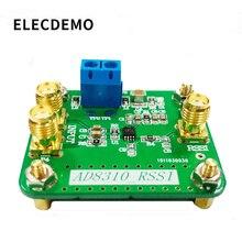 Ad8310 módulo DC 440M log detector de alta velocidade tensão saída amplificador logarítmico ampla função dinâmica placa demonstração